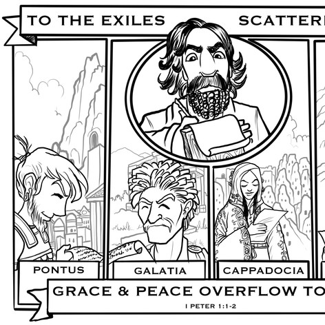 1 Peter 1: Exiles
