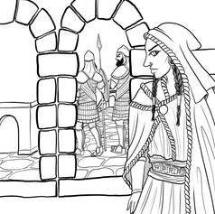 Joshua 06 - Rahab Lookout.jpg
