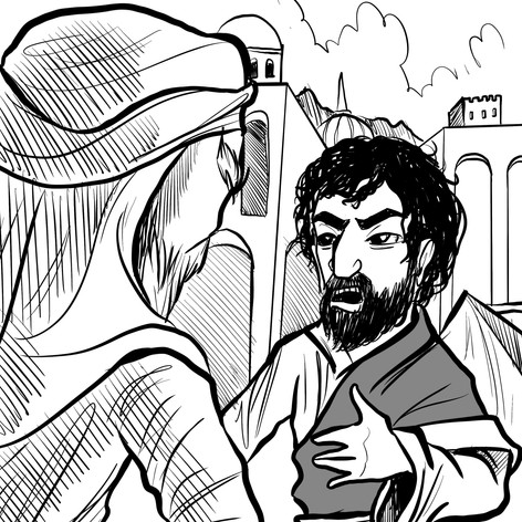 Amos Confronting Amaziah