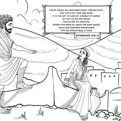 Ephesians 2:8-10 - Grace Gift