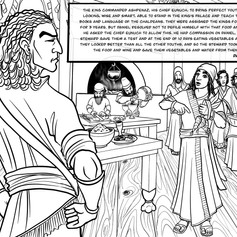 Daniel 1:3-16 - Resolved