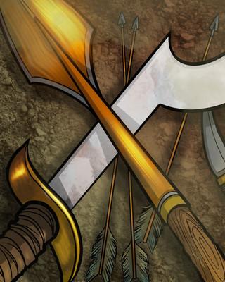 Joshua 13 - Weapons