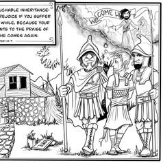 1 Peter 1:3-9 - Inheritance