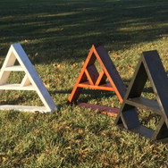 Triangle Shelf Medium Variety