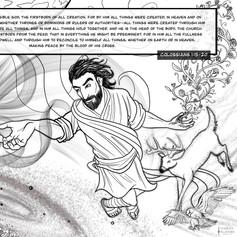 Colossians 1:15-20 - Preeminent