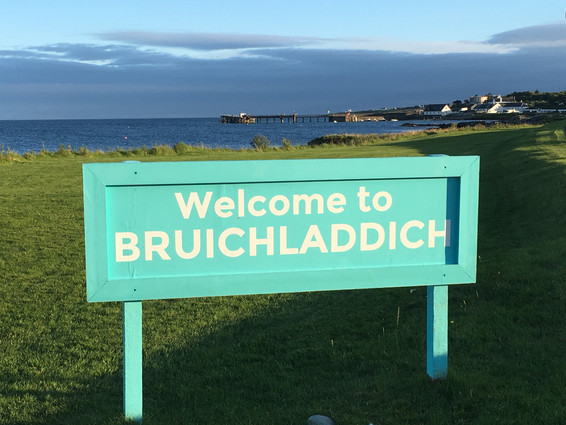 Welcome to Bruichladdich
