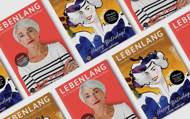 LEBENLANG magazine