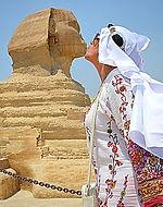 Visita guiada à Necrópole de Gizé