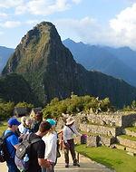 Visite as ruínas de Machu Picchu