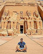 Conheça o Templo de Abu Simbel