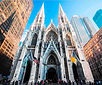 St. Patrick's Cathedral em Manhattan
