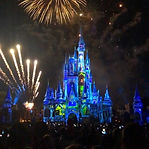 magic kingdom at night.JPG
