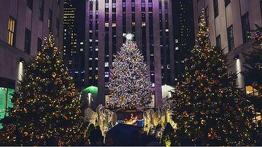 Nova York em Clima de Natal