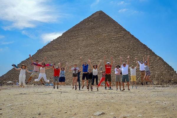 Egito com Cruzeiro pelo Rio Nilo