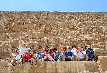 Egito com a Cypress - Excursão para o Egito