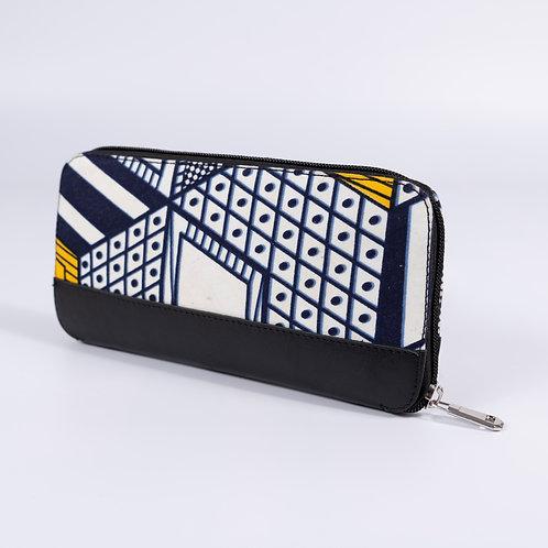 Wepia Wax Wallet -blue