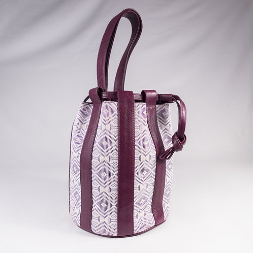 Round Bag by Atelier Rabbal