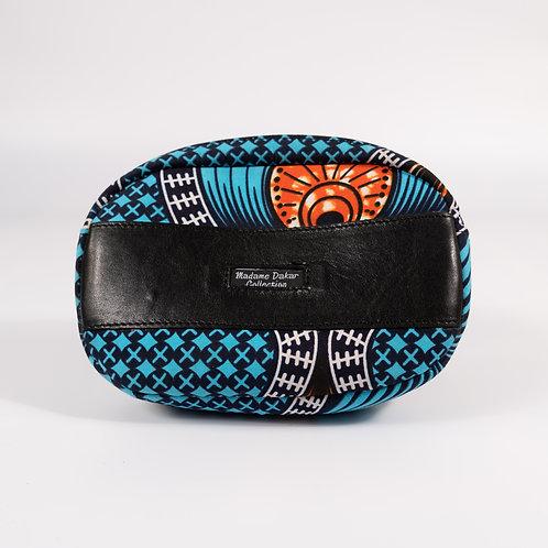 Madame Dakar Fanny Pack Bauchtasche -orange/blue