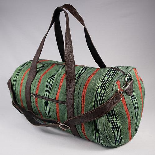 Madame Dakar Weekend Bag - Baoule - green/orange