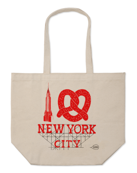 NYC Market Tote Bag