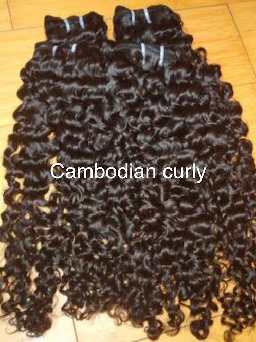 Cambodian & Burmesse Hair