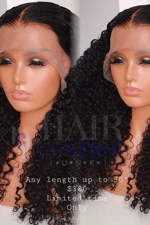 any length girl