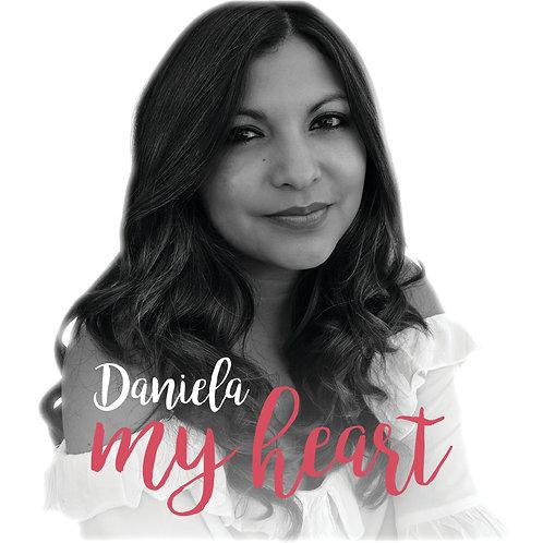 CD - My Heart by Daniela