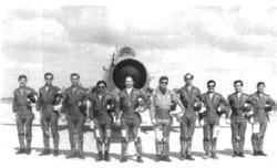 أبطال القوة الجوية في مصر