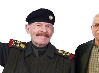 برقية تبريكات إلى الرفيق القائد المجاهد من الرفيق المجاهد صلاح المختار