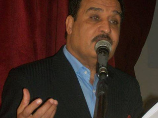 الدكتور عادل الشرقي - عراق في الشوارع قد تعرى