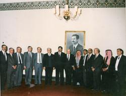 مع شخصيات وطنية أردنية