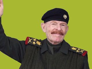 القيادة العامة للقوات المسلحة تنعى الرفيق القائد