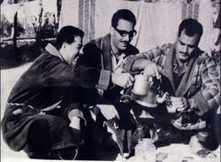 في المعتقل مع الرفيق حسن علي
