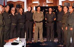 القيادة العراقية