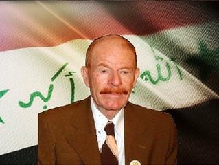 قيادة قطر العراق تنعى الرفيق القائد المجاهد عزّة إبراهيم