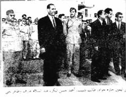 قادة ثورة 8 شباط 1963