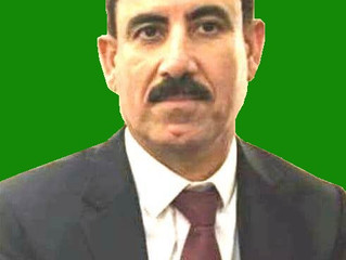 الرفيق الدكتور خضير المرشدي ينعى الرفيق المناضل عبد الصمد الغريري