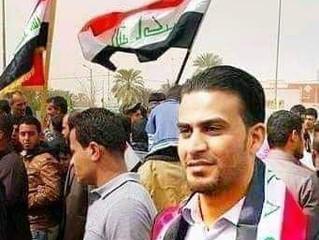 استشهاد ناشط مدني في النجف الأشرف