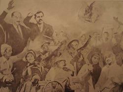 صورة رمزية للثورة