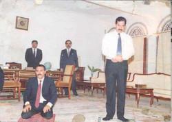 صدام وصالح3