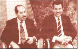 مع أحمد العزوز