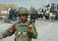 بطل عراقي وإعطاب دبابة غازية