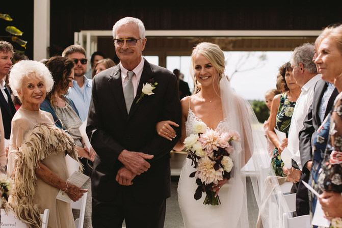 Cori had fine blonde hair and wanted it full and romantic which was such a perfect look for her on her wedding day