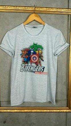 Camiseta BTvengers