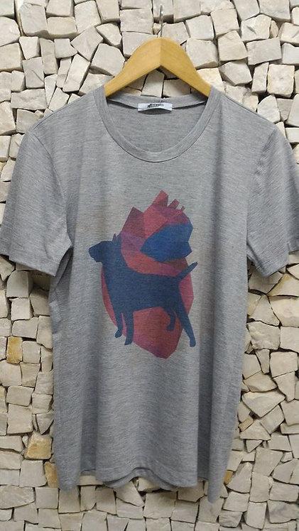 Camiseta Bull Coração