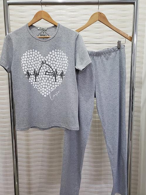 Conjunto confort wear
