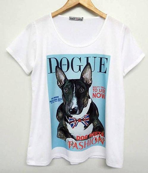 Camiseta Bull Dogue