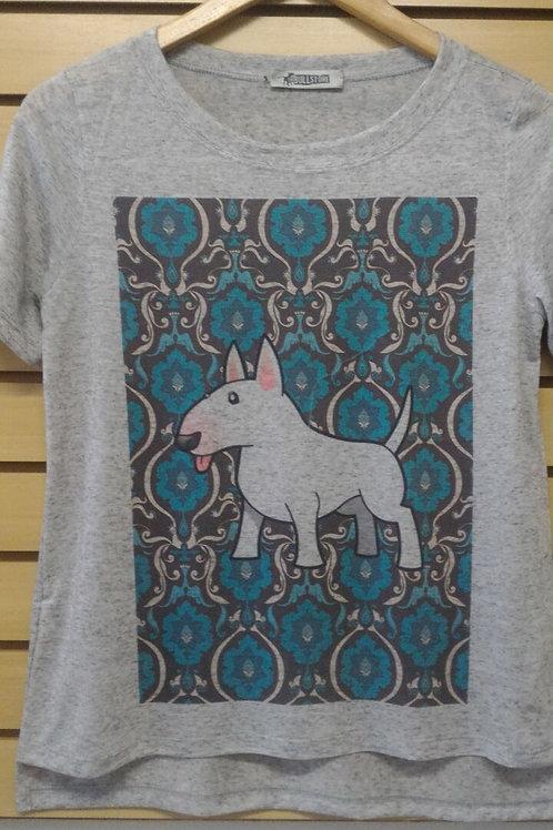 Camiseta Bull Branco