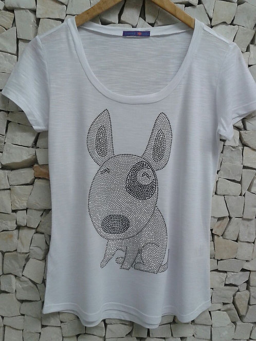 Camiseta Bull Tachas