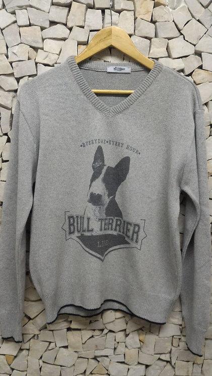 Tricot Masculino Bull Terrier Bull Life